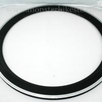 Rims S1X Deep 5cm 32H 700c Black