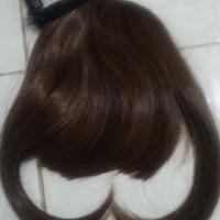 Hairclip Poni depan Ayumi - blonde