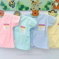 Baju Pendek Libby Baby WARNA (3-6 Bulan)