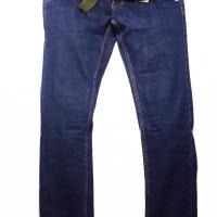 Celana Panjang meral Jeans Slim Blue (CB7N)