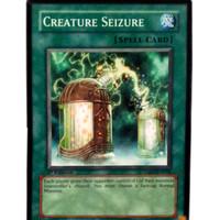 YU-GI-OH TRADING CARD GAME - CREATURE SEIZURE