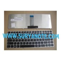 Keyboard Laptop ASUS Eee PC 1201 1215 1225 UL20 (2 pilihan garansi)