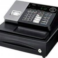 Mesin Kasir / Mesin Cash Register Casio SE-S10 Hitam