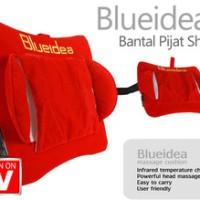 Bantal Pijat Shiatsu Massage Cushion Blueidea