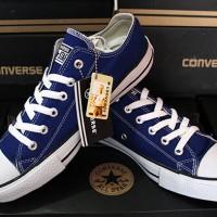 Sepatu Converse All Star Blue/Biru Murah Berkualitas