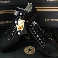 Sepatu Converse All Star Full Black Murah Berkualitas