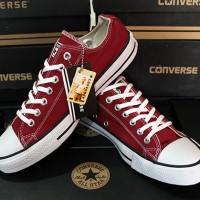 Sepatu Converse All Star Merah Maroon Murah Berkualitas