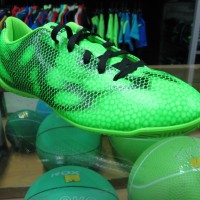 Sepatu Futsal Adidas F5 IN Green