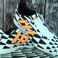 Sepatu Futsal Adidas Nitrocharge Battlepack Black/White Murah
