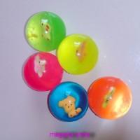 Bola bekel kecil 3 cm mainan jadul 90an