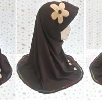 Jilbab / Kerudung Anak Bunga