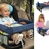 Kid Table Car Organizer Meja Anak Multifungsi ( Meja Mainan Anak )