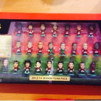 Action Figure Team Pack Manchester United