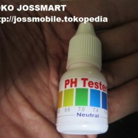 Ready stock juAL PH tester| Alkali-PH tester cair|Tes kadarair alkali