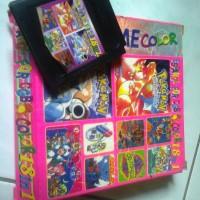 Kaset Gameboy Color 18 in 1 (ada tetris,space invader,battle city)