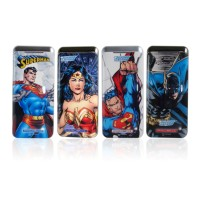Probox PowerBank 5200 mAh DC Comic Justice League Superhero Sanyo Cell