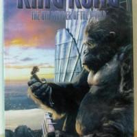 Komik Kingkong, The 8th Wonder of the World (Peter Jackson,baru, segel