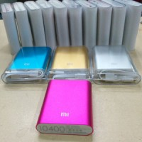 powerbank xiaomi 10400 mah