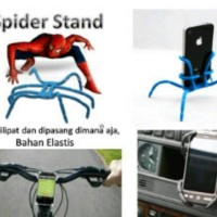 Dudukan Hp -Spider Stand