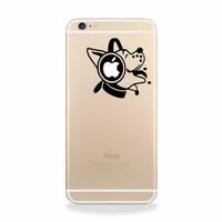 Safira Decal Sticker Iphone Dog