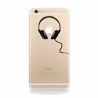 Safira Decal Sticker Iphone Ear Phone