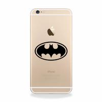 Safira Decal Sticker Iphone Batman