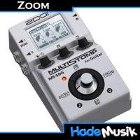 Efek Gitar Zoom Multistomp MS-50G