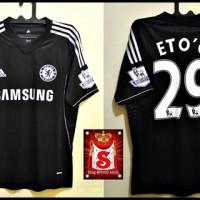 "Jersey Chelsea 3rd 2013-2014 Grade Original  Eto,o #29 """