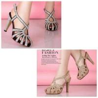 high heel gliter