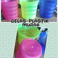 GELAS PLASTIK MURAH
