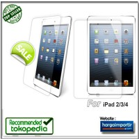 Tempered Glass Screen Protector Film For Ipad 2/3/4