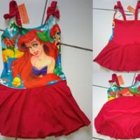Baju Renang Anak Tanktop Barbie