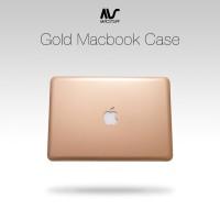 Aksesoris Gold Case for Macbook Air 13 inch
