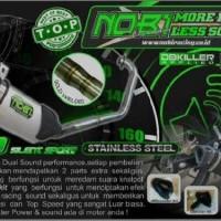 Knalpot NOB1 Neo SS DualSound Yamaha R 25