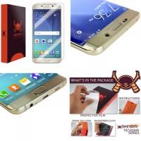 Skinomi Techskin Samsung Galaxy S6 Edge+ Plus Full Screen Guard