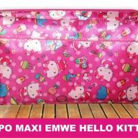 Dompet HP Emwe HPO Maxi wallet WHPO Hello kitty rplika Makara Mokamula