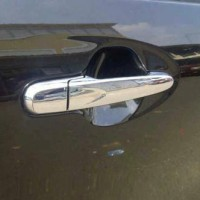 Handle Gagang Pintu Chrome Original Ganti All New Avanza / Xenia