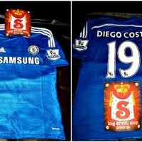 "Jersey Chelsea Home 2014-2015 Grade Original  Diego Costa #19 """