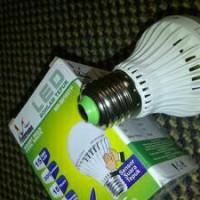 bohlam LED sensor tepuk 5w