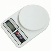 Timbangan dapur digital kitchen scale weight berat snack kue Cookies 5