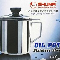OIL POT SHUMA 1.1L