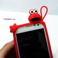 Bumper HP 4-7 inch Ring Case Elmo