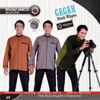Baju Koko Lengan Panjang / Atasan Cowok / Kaos Cowok / MM10