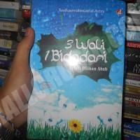 buku novel 3 wali 1 bidadari : lelaki pilihan abah