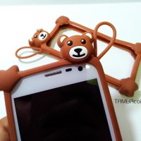 Bumper HP 4-7 inch Ring Teddy Bear
