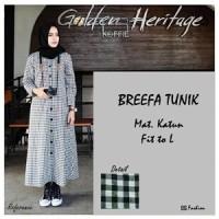 BREEFA TUNIK / DRESS KOTAK