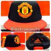 Topi Snapback Logo Manchester United