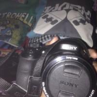 Kamera Sony Cybershot DSC-H400