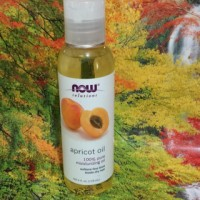 Apricot Oil 118ml Now Foods