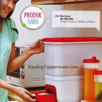 Rice Box by Tupperware